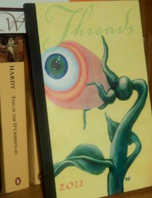 Threads: Hudson Valley's Student Literary Magazine