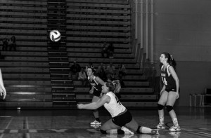 Volleyball's Disappointing Season Comes to an End