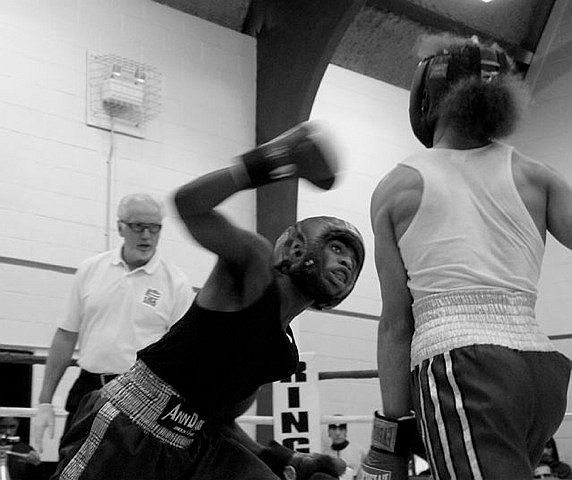 Abraham Nova introduces Albany to national boxing