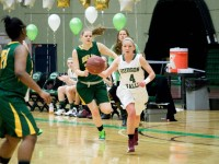 Women's basketball heads to playoffs with momentum