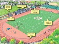 Funding for athletic complex proposed in Governor's budget