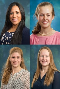 Four students to be recognized by SUNY for success at Hudson Valley