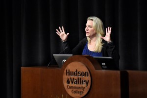 Bearing the things we cannot bear: Author Cheryl Strayed discusses her journey