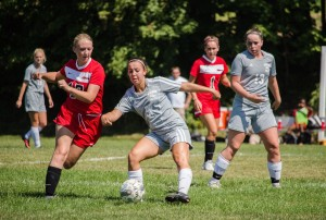 Men's and women's soccer off to strong start