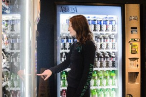 Touchscreen vending machines replaced following poor reception
