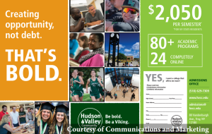 Campaign plans to move college marketing in a 'bold' direction
