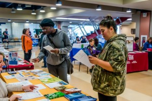 Organizations look to spread health and wellness awareness in Campus Center