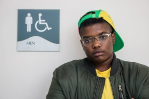 Transgender student suffers for identity