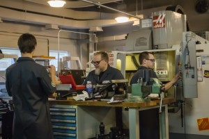 Gene Haas Technology center planned for 2017