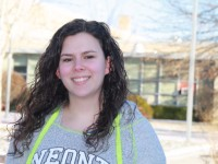Alumna returns to 'second home' to find well-being