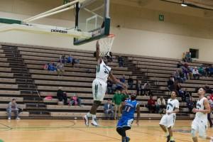 Men's basketball hitting their stride