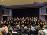 Forty one students honored at Who's Who ceremony