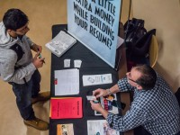 Employers hunt for students in Campus Center