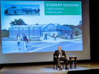 All College Meeting addresses Hudson Valley's future