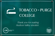 TOBACCO PURGE BEGINS(April Fools!)