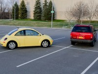 New lot to open for 'bad' parking jobs(April Fools!)