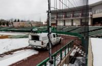 Physical Plant to upgrade stadium netting
