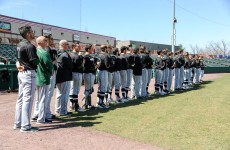 Baseball heads into home stretch
