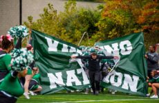 Homecoming results in a win for the Vikings