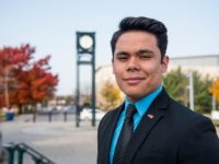 Student Secretary uses cultural experiences to lead