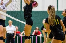 Volleyball wraps up season already looking toward next year