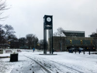 Winter weather reemerges in the lives of students
