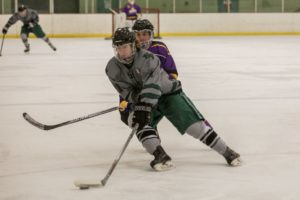Vikings skate off Conway with a victory