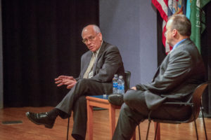 Congressman Tonko expresses his thoughts on topics ranging from environmental policies to cybersecurity.
