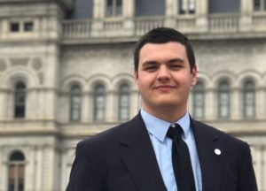 Vice Presidential candidate: Thomas Nevins