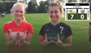 Men's and women's soccer teams continue winning streak