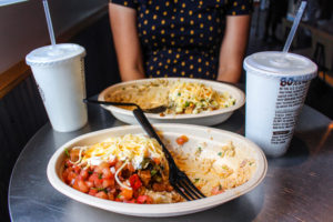 Looking for a bite: Try Chipotle