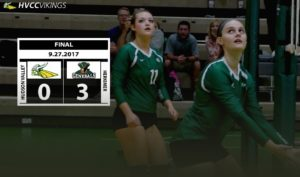 Women's volleyball had an unfortunate loss this past week against Herkimer College.