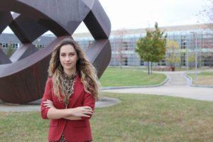 Alyssa Decker elected Freshman Class President