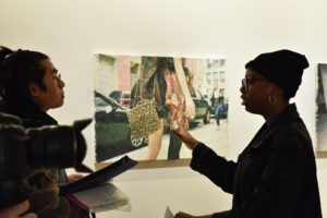 Whipple's 'Anima Mundi' exhibit opens in the Teaching Gallery
