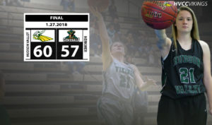 Womens basketball claimed a win against Herkimer