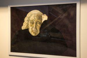 'Juan Maldonado: Da Vinci's Disciple' on display in Marvin Library