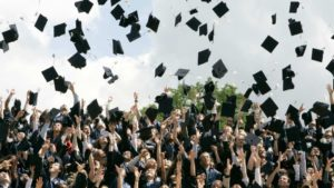 What's next for spring graduates?