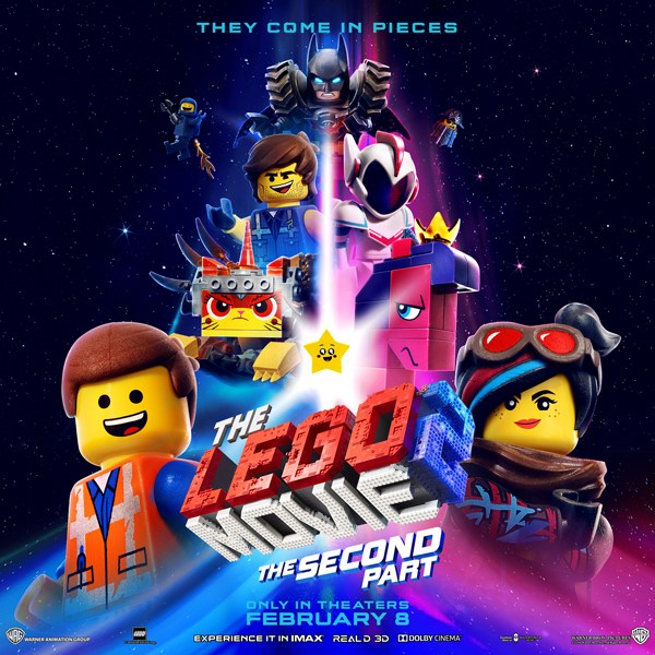 The Lego Movie 2 The Second Part 2019